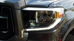 2018 Tundra LED headlight wiring info with diagrams | Page