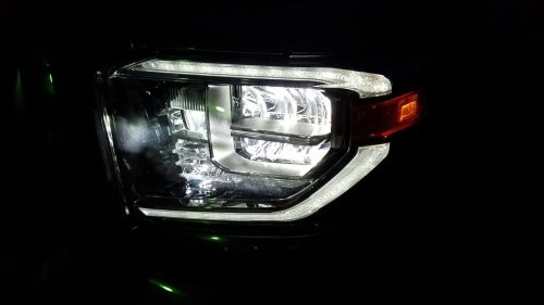 small resolution of 2018 tundra led headlight wiring info with diagrams page 4 click toyota tundra fog light