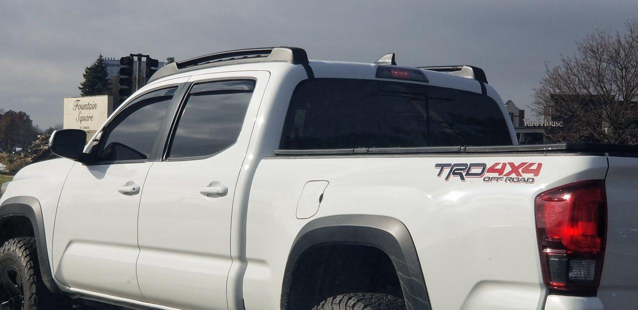 roof rails toyota tundra forum