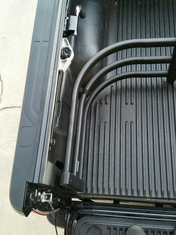 Bakflip G2 W Amp Research Bed Extender Max Toyota Tundra