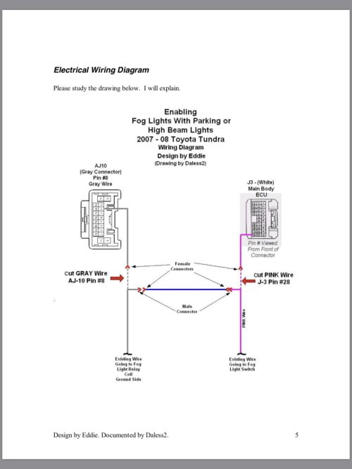 small resolution of fj fog light switch harness 07 tundra wiring diagram trusted wiring diagram 2014 toyota tundra wire diagram 2007 tundra electrical diagram