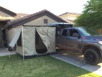 Tent With Dog Room & The Ultimate Alaknak Tent Makes The ...