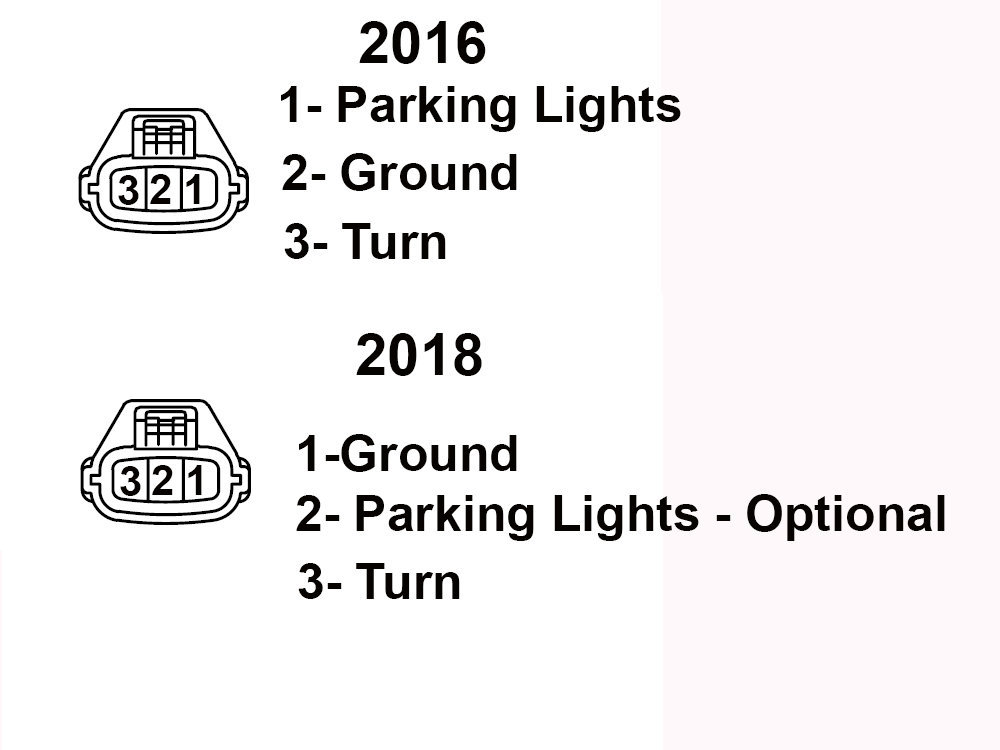How to add LED DRL's to 2014-2017 Tundra with factory