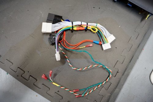 small resolution of 2013 tundra wiring harness connectors data schematic diagram tundra backup camera wiring harness further chevy colorado spark plugs