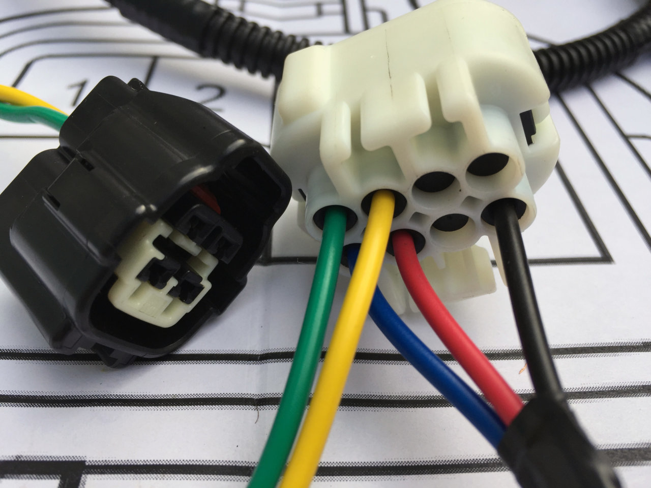 Pin Relay Wiring Diagram For Lights On H13 Hid Wire Harness Diagram