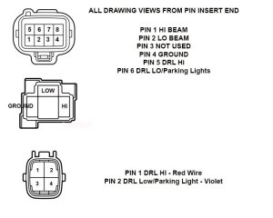 2018 Tundra LED headlight wiring info with diagrams   Toyota Tundra Forum