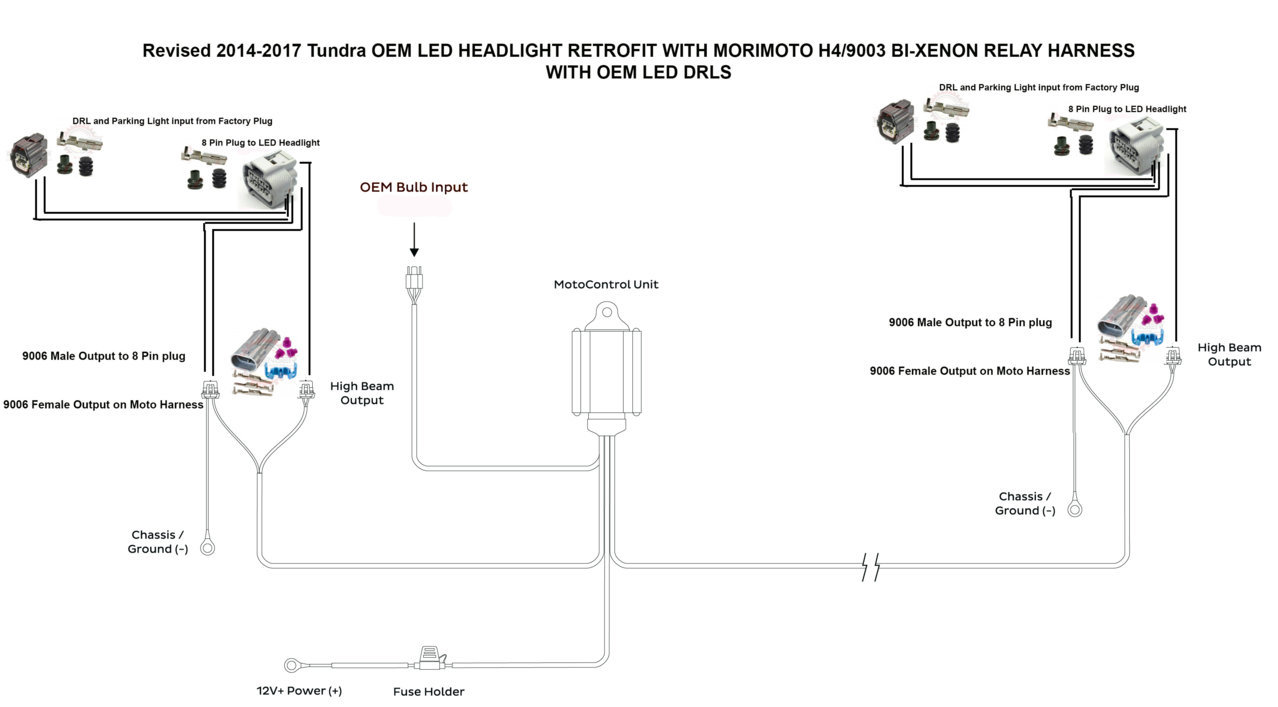 hight resolution of led headlight diagram wiring diagram schema tri led headlight diagram source yamaha mio