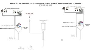 2018 Tundra LED headlight wiring info with diagrams | Page 2 | Toyota Tundra Forum