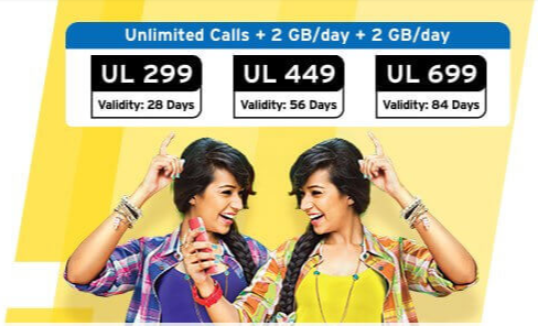 IDEA Offers Double Data Benefits With 299 449 699 Recharges In India