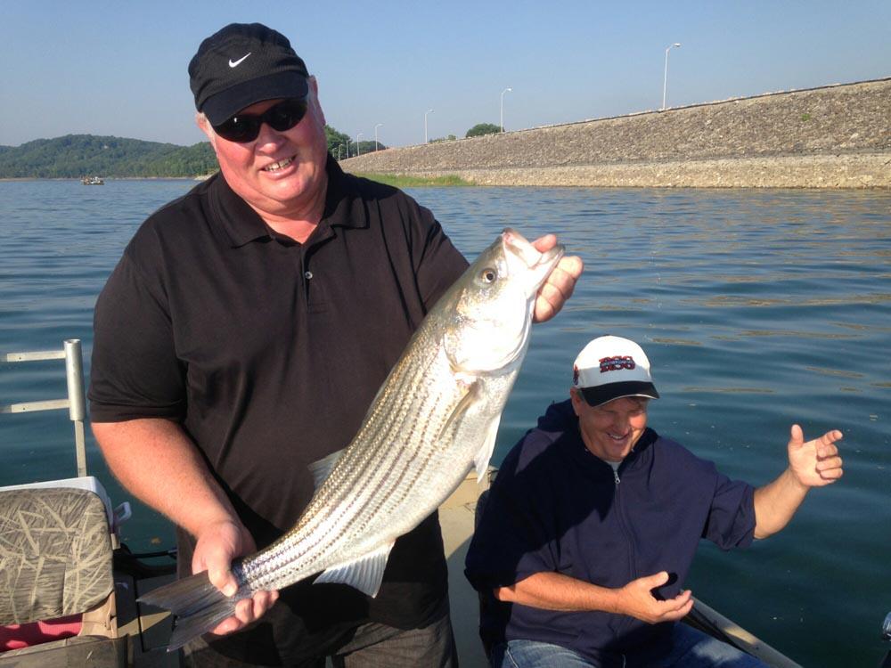 Umbrella Fishing Capt'n Jay Charter Fishing Trips