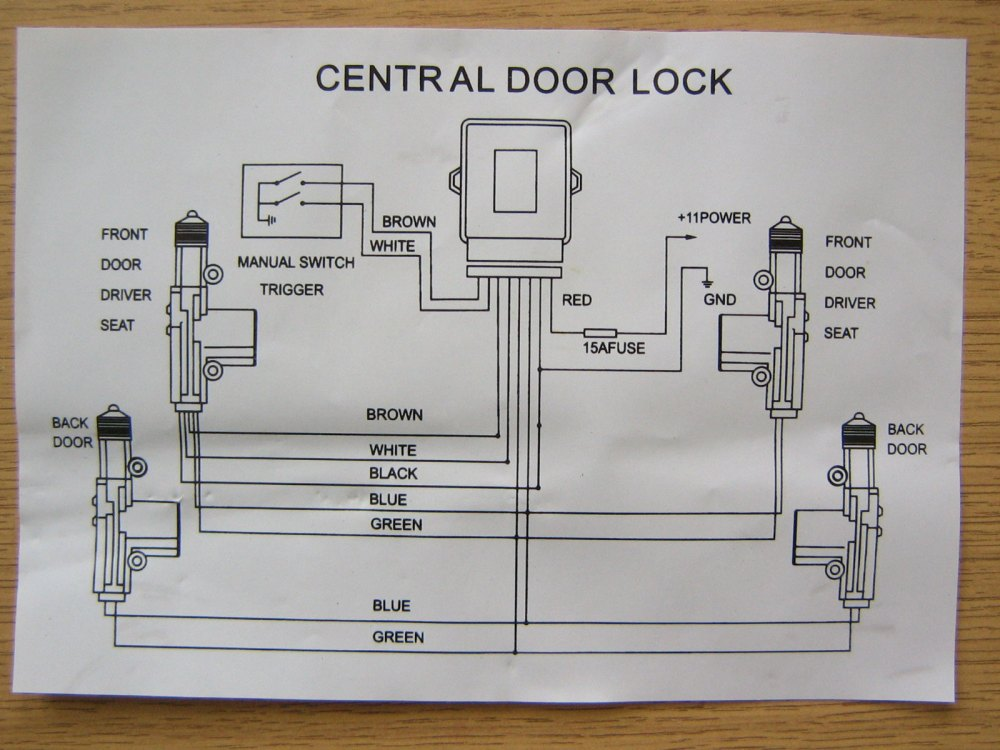 medium resolution of 2002 prius door lock actuator wiring diagram