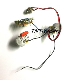 1v1t prewired harness 2 pickup cts premierpots fender 3w switch [ 1500 x 1500 Pixel ]