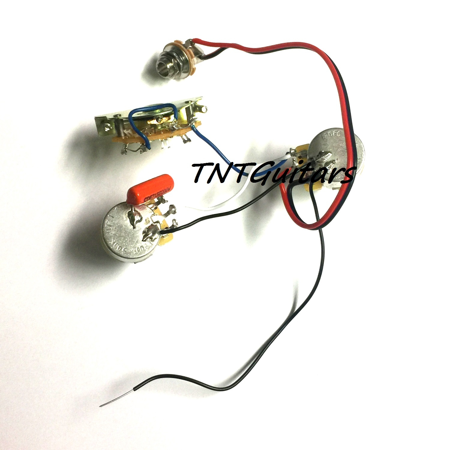 hight resolution of 1v1t prewired harness 2 pickup cts premierpots fender 3w switch