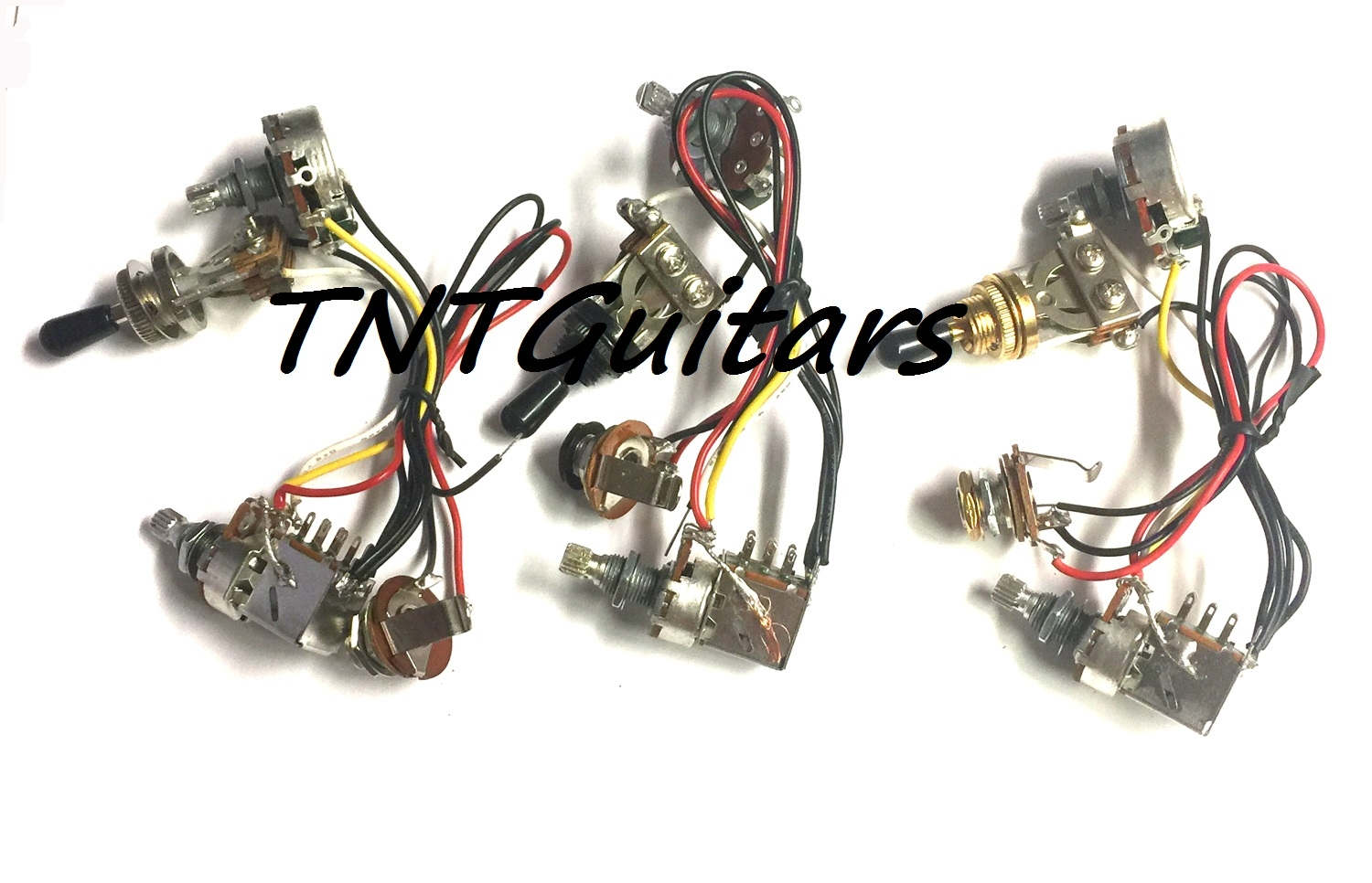 hight resolution of 1v1t guitar vt harness 2 pup push pull coil split 3 way toggle