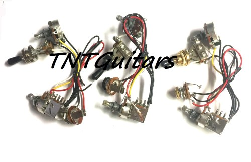 small resolution of 1v1t guitar vt harness 2 pup push pull coil split 3 way toggle