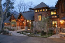 Timber Frame Home Plans - Sturbridge Plan