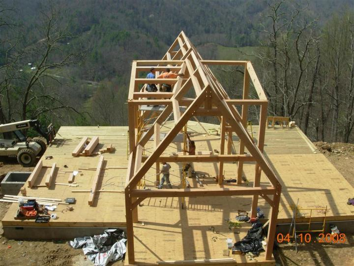 Cost To Build A Hybrid Timber Frame Home | Frameswall.co