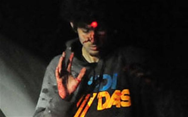 Accused Boston Marathon Bombing Suspect Dzhokhar Tsarnaev