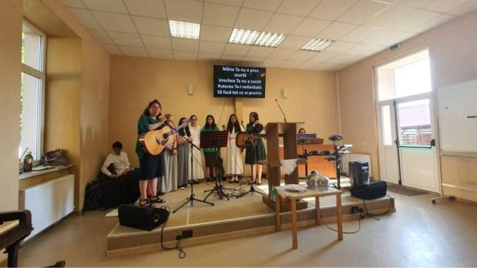 Speranță Church (Bod) Service
