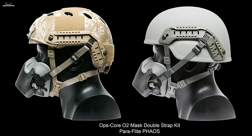 Ops-Core O2 Mask Single Strap Kit