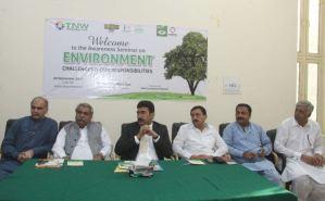 Environment Awareness Seminar