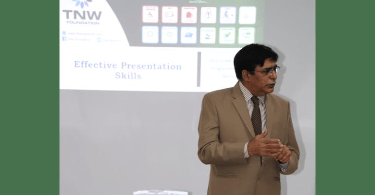"Session on ""Presentation Skills"""