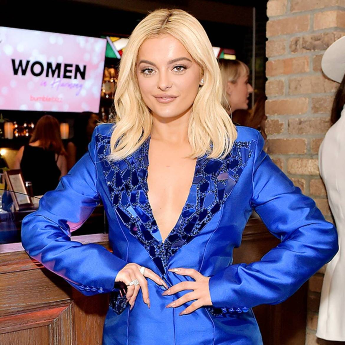 British Vogue Takes Us Inside Bebe Rexha House For A Night In.