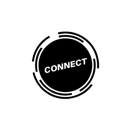Logo connect church