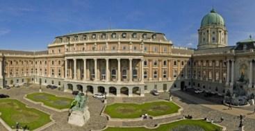Castle area Budapest Hungary to-europe.com