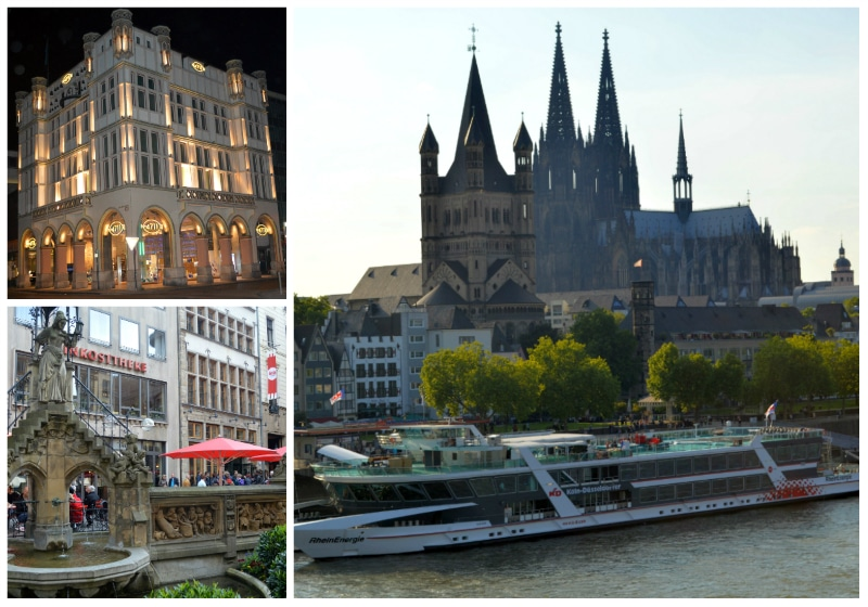 Cologne Cathedral, Rhine River, 4711 House and Koelsch Frueh