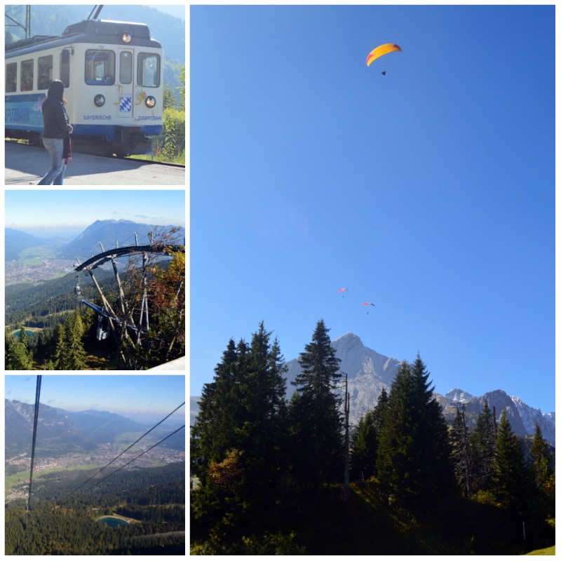 The Alps Zugspitz Daytrip by Rail