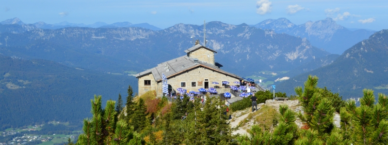 History Rail Tour Third Reich, Eagles Nest - Kehlsteinhaus