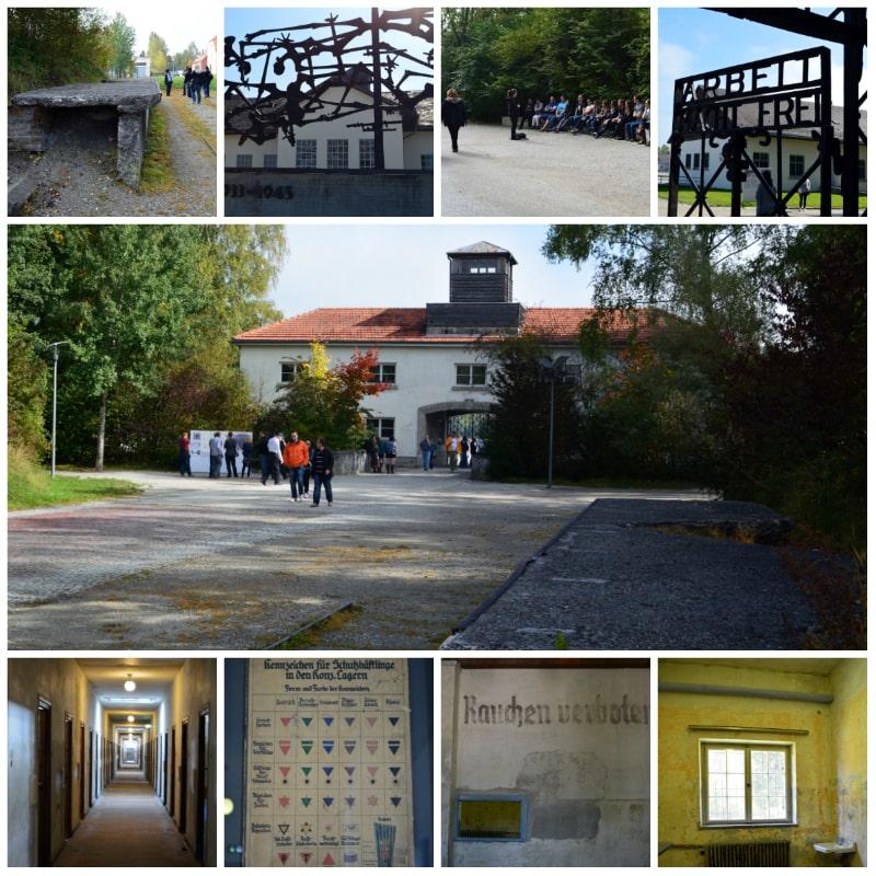 Dachau Memorial Site, Entrance to the Dachau Memorial Site