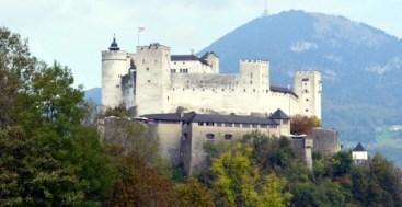 Hohensalzburg Salzburg Austria to-europe