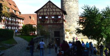 Imperial Castel Nuremberg Germany to europe toeurope to-europe