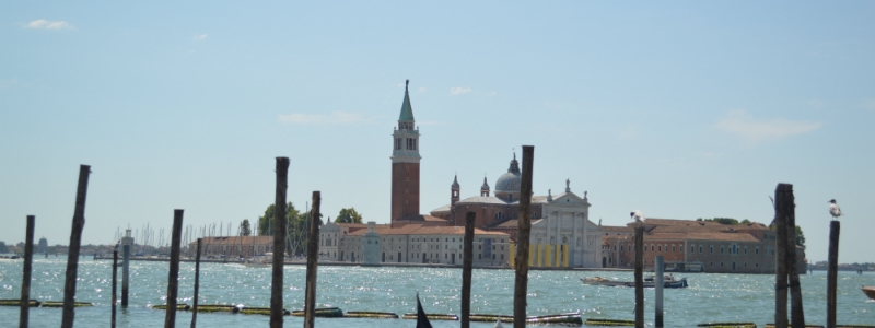 Europe for Lovers Rail Tour, View of Venice © Elisabeth Giesick