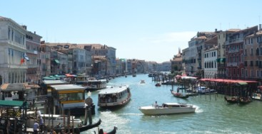 Canale Grande Venice Italy to-europe.com