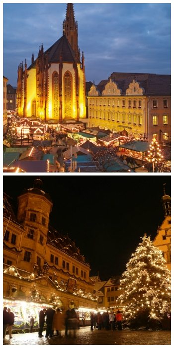 Christmas Magic Rail Tour in Germany & Austria