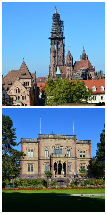Historic Highlights Wine Rail Tour, Freiburg Minster and Museum Germany to-europe.com
