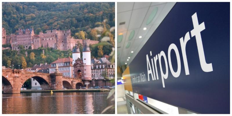 Germany, Austria, Prague Rail Tour