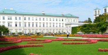 Mirabell Palace Salzburg Austria to-europe