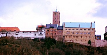 Wartburg Castle Eisenach Germany to-europe.com