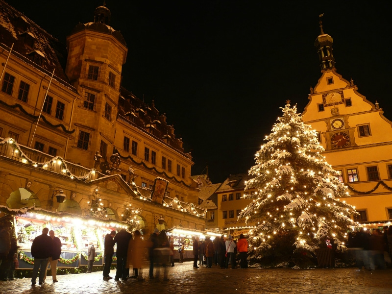 Christmas Markets in Germany & Austria, Christmas Markets in Germany & Austria, Pre arranged tours through Europe