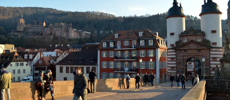 Paris to Munich Swiss Alps Rail Tour