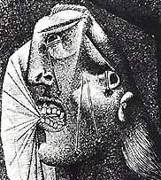 Пабло Пикассо, «Плачущая женщина»