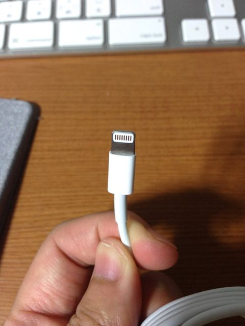 IPhone new cable