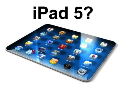 Could be ipad5