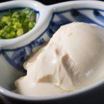 ダイエット中 夜中にお腹がすいたときに食べても太らない食べ物 豆腐茶漬け食べました