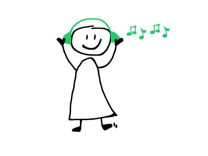 音楽が頭の中に鳴る現象