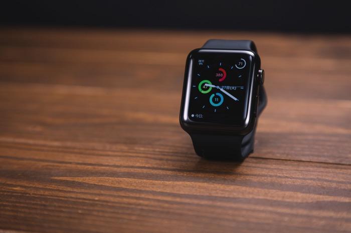 Apple Watch2018は今までよりも15%大きい、かも